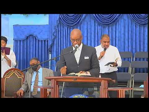 Bethel Sunday Morning Service 9/8/2020 Message by Elder Roy Evans Theme
