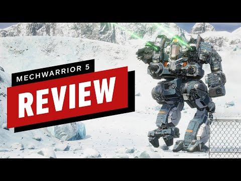 MechWarrior 5: Mercenaries Review - UCKy1dAqELo0zrOtPkf0eTMw