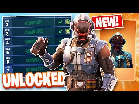 New blockbuster skin fortnite