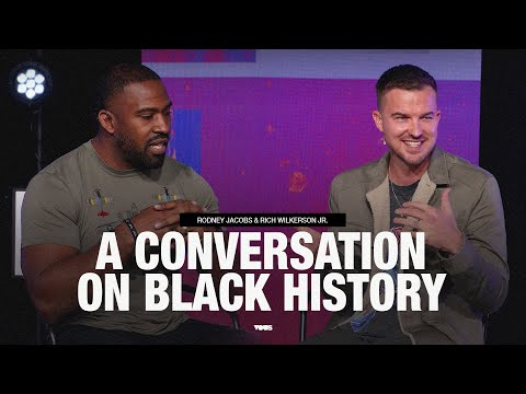 VOUS Staff Meeting: A conversation on Black History  Rodney Jacobs