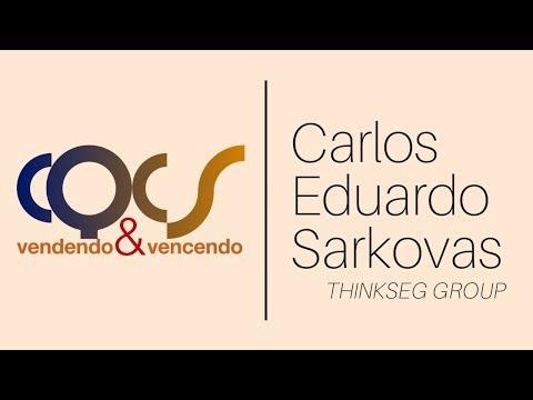 Imagem post: Vendendo e Vencendo – Carlos Eduardo Sarkovas – Thinkseg Group