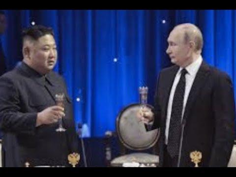Breaking Putin & Kim Jong Un Vladivostok Summit Denuclearization?