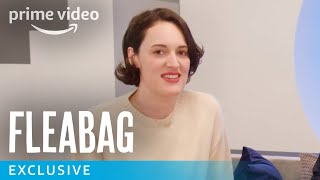 Fleabag - Exclusive: Phoebe Waller-Bridge and Cast Talk Season 2 | Prime Video