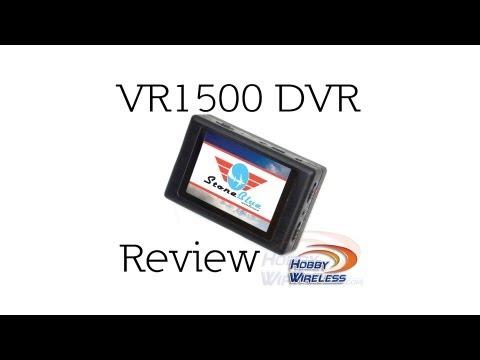 Hobby Wireless VR1500 FPV DVR Review - UC0H-9wURcnrrjrlHfp5jQYA