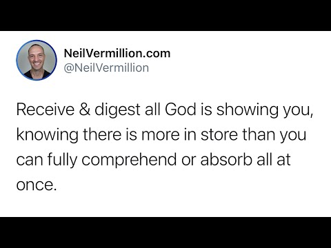 Additional Insights And Understanding - Daily Prophetic Word