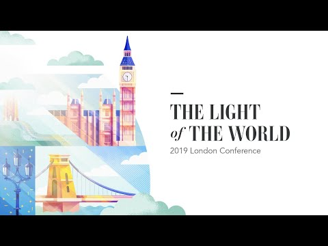 2019 London Conference: Burk Parsons