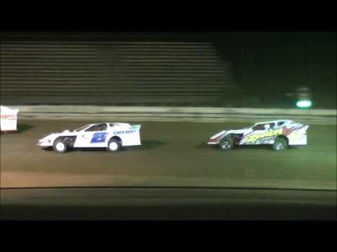 Raceway 7 Emod Feature - dirt track racing video image