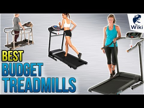 10 Best Budget Treadmills 2018 - UCXAHpX2xDhmjqtA-ANgsGmw