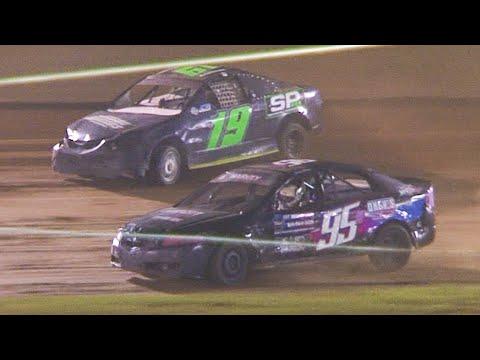 Challenger Feature | Eriez Speedway | 7-4-21 - dirt track racing video image