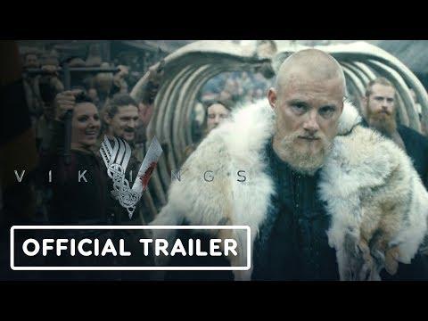 Vikings: Season 6 - Official Trailer - UCKy1dAqELo0zrOtPkf0eTMw