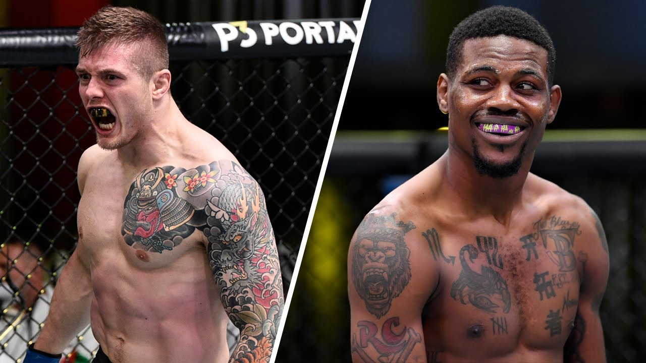 UFC Vegas 23: Vettori vs Holland – The Italian Dream | Fight Preview