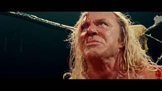 The Wrestler (2008) - Complete Hardcore Wrestling Scene