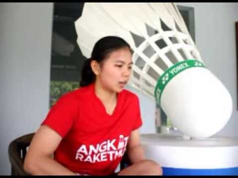 Badmintonlovers Video Magazine - Greysia Polii Edition
