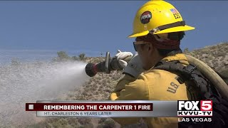 Carpenter Fire: 6 years later
