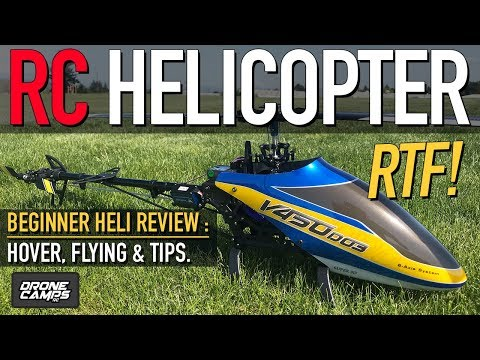 RC HELICOPTER for BEGINNER'S - Walkera V450 D03 - GUIDE, Flights, & Review - UCwojJxGQ0SNeVV09mKlnonA