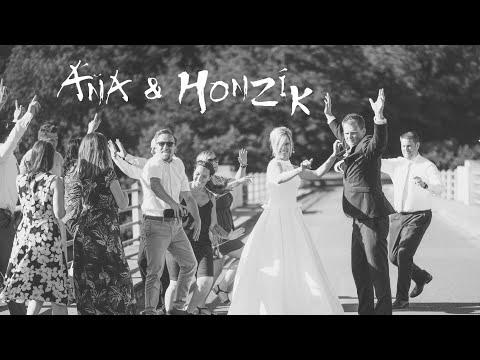 Áňa & Honzík - Svatební teaser :) (od Videojinak)