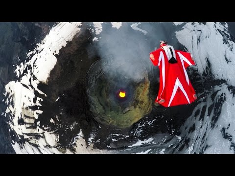 GoPro: Roberta Mancino's Wingsuit Flight Over An Active Volcano - UCqhnX4jA0A5paNd1v-zEysw