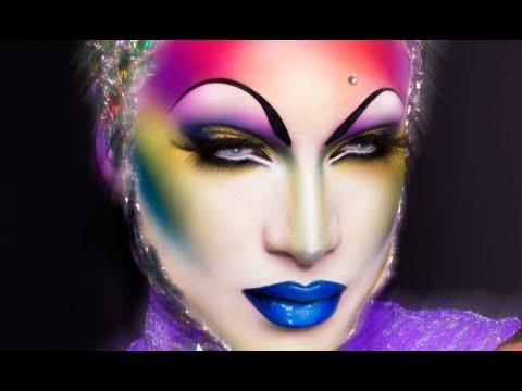 Miss Fame - Cosmic Queen Makeup Tutorial - UC6HyOAJif6Vp8qtkGaoFPqg