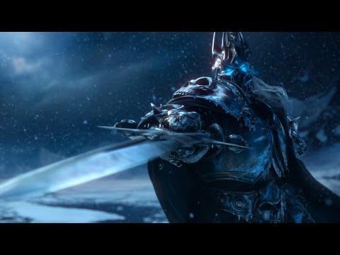 World of Warcraft: Wrath of the Lich King Cinematic Trailer - UCbLj9QP9FAaHs_647QckGtg