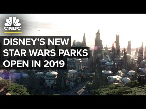 Star Wars Disney Theme Parks Will Open In 2019 | CNBC - default