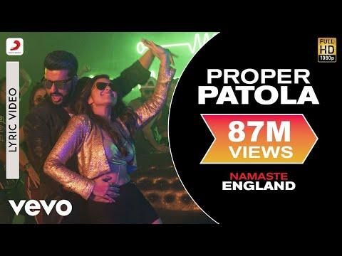 Proper Patola - Lyric Video | Arjun & Parineeti | Badshah Diljit Aastha - UC3MLnJtqc_phABBriLRhtgQ