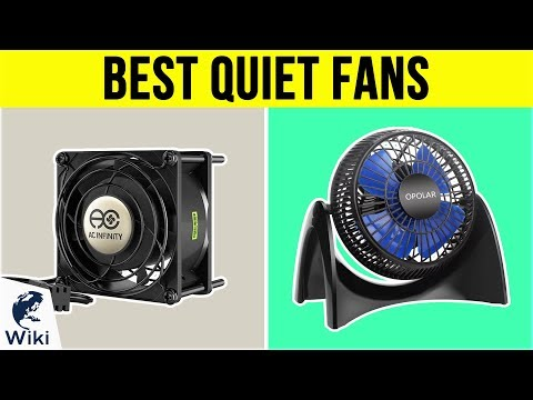10 Best Quiet Fans 2019 - UCXAHpX2xDhmjqtA-ANgsGmw