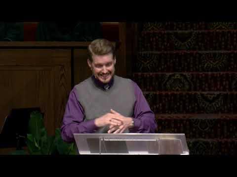 Sermon - 12/01/2019 - Pastor Ben Anderson - Christ Church Nashville