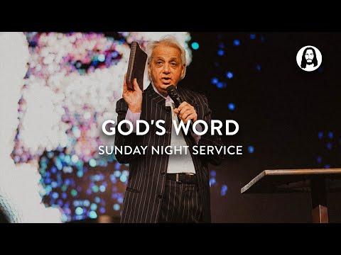 God's Word  Benny Hinn  Sunday Night Service