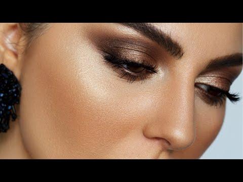 Zendaya Oscars Brown Smokey Eye Makeup Tutorial | Mostly Affordable | 2018 - UCp1XyVkqPgcRvso3AY_e8iQ