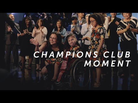 Champions Club Testimonies