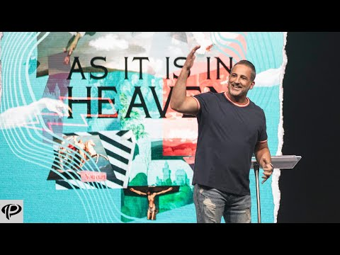 As It Is In Heaven // Pastor Michael Turner