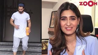 Shahid Kapoor spotted at the gym | Karishma Sharma talks about the success of Super 30 and more