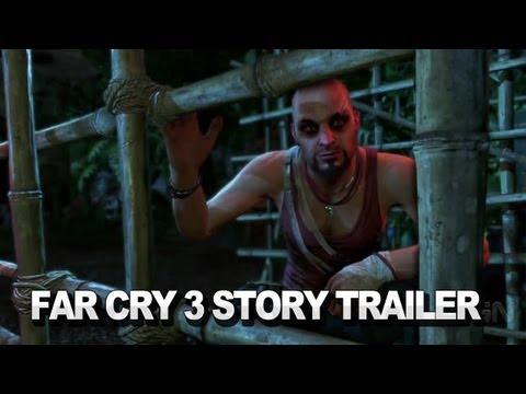 Far Cry 3 - Story Trailer - UCKy1dAqELo0zrOtPkf0eTMw