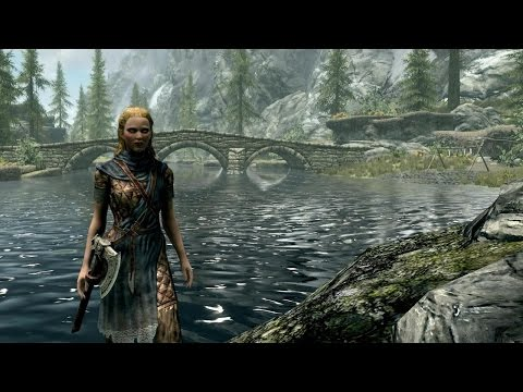 The First 20 Minutes of Skyrim Special Edition - UCKy1dAqELo0zrOtPkf0eTMw