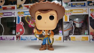 4K Funko Pop #522 Toy Story 4 Sheriff Woody Unboxing and Review! Super Cool Pop!