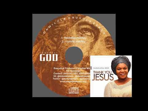 THE GOD ALMIGHTY'S WORSHIP  WITH THE BEKES (DAMILOLA & BUKOLA BEKES )