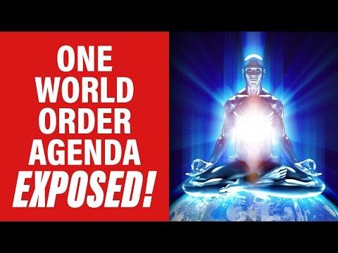 Former New Age Leader Exposes One World Order Agenda