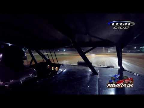 #X2M Cole Murphy - Sport Mod - 6.26.21 Legit Speedway Park - In Car Camera - dirt track racing video image