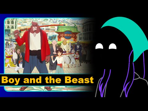 Boy and the Beast Review (Bakemono no Ko) - UCGAJOYHlh_tV8Xct5gWZpyw