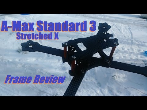 A-Max Standard 3 Stretched X Frame Review from Banggood - UC92HE5A7DJtnjUe_JYoRypQ