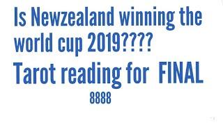 Who will win ICC cricket world cup 2019 | final | Newzealand vs England | Tarot reading