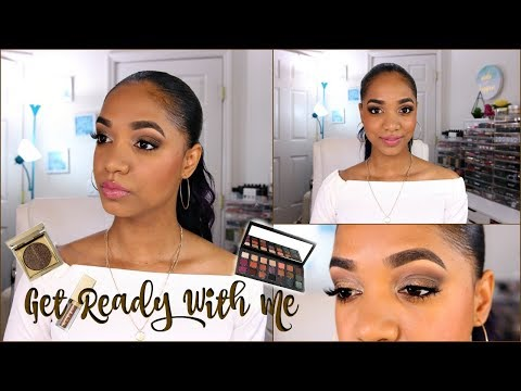 Get Ready With Me | Born To Run Palette + *NEW PRODUCTS* - UCPWE8QVTHPLqYaCOuqWNvIw