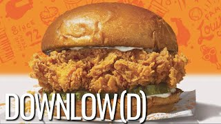 Popeye's vs. Chick-fil-A: Who REALLY Has the Better Chicken Sandwich? | The Downlow(d)
