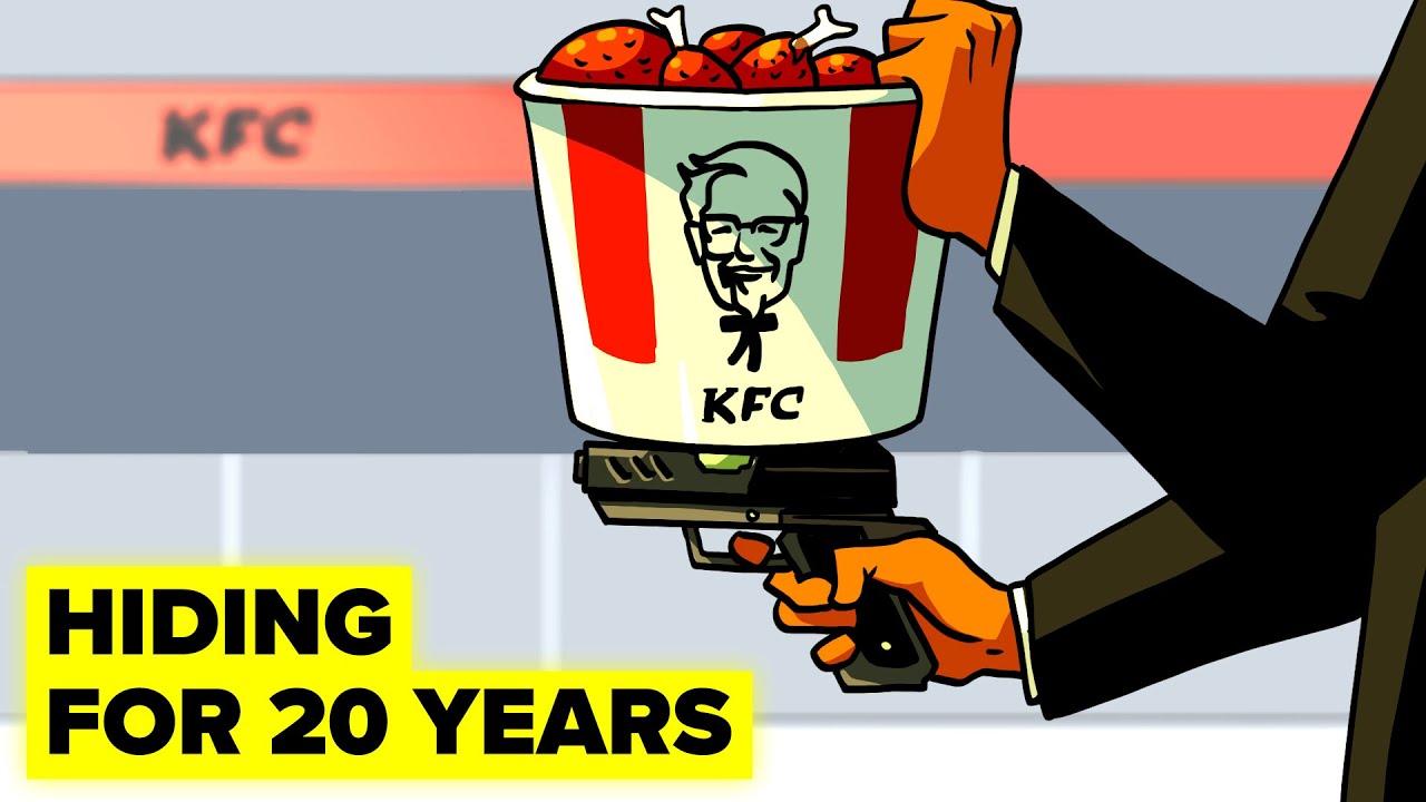 KFC Murder Massacre Kidnapping That Shocked FBI