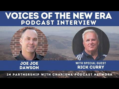 Voices of the New Era with Rick Curry
