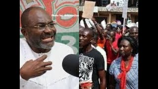 Kennedy Agyapong cautions Ghanaian traders on how to deal with nigerians