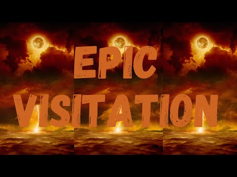 On The Third Day...Epic Visitation (Day 13)  INTO THE DAY ~ Ep. 42