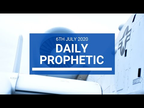 Daily Prophetic 6 July 2020 4 of 10