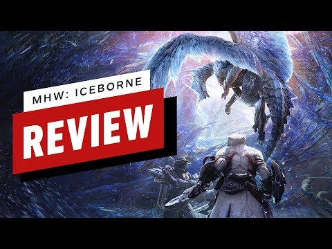 Monster Hunter World: Iceborne Review - UCKy1dAqELo0zrOtPkf0eTMw