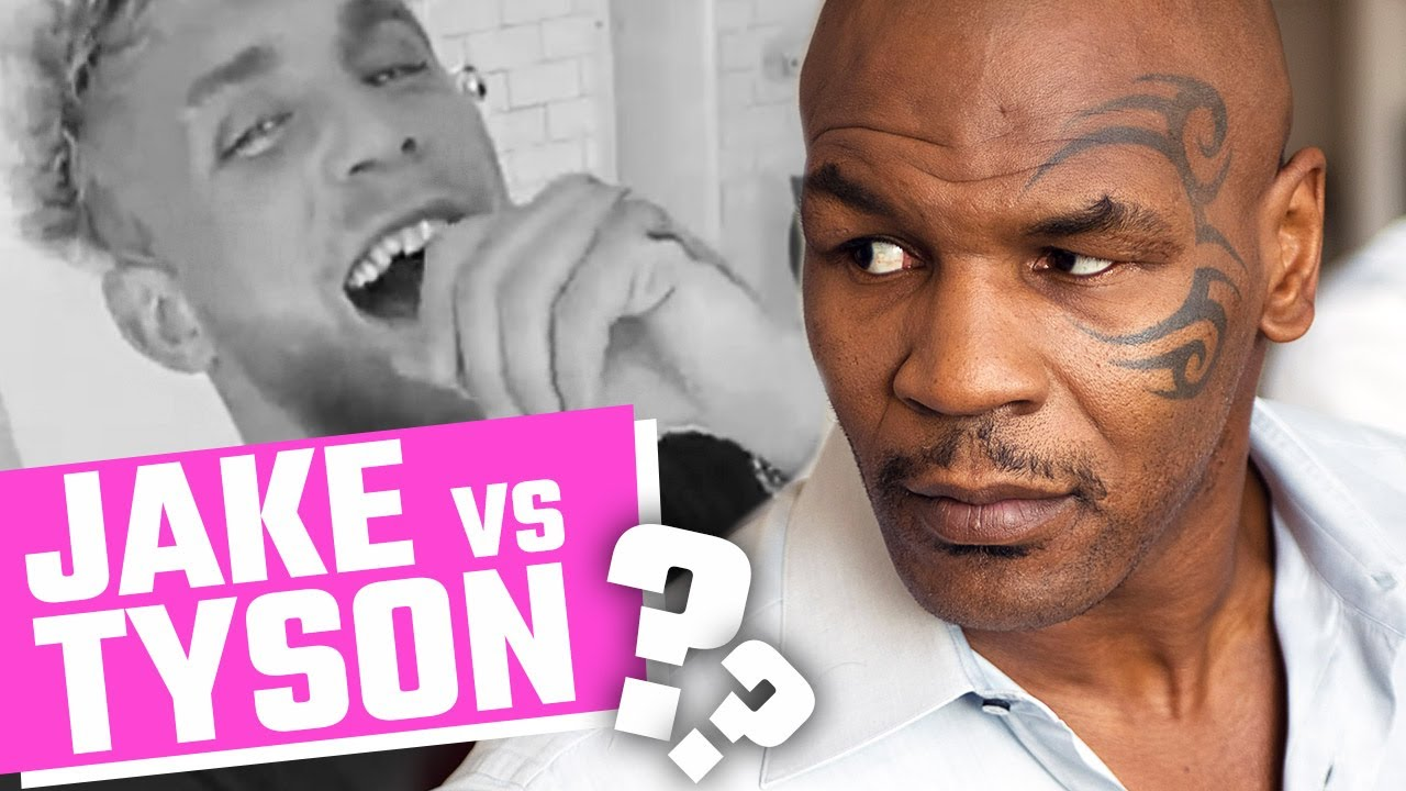 Mike Tyson Talks Jake Paul & Logan Paul Fight Possibility
